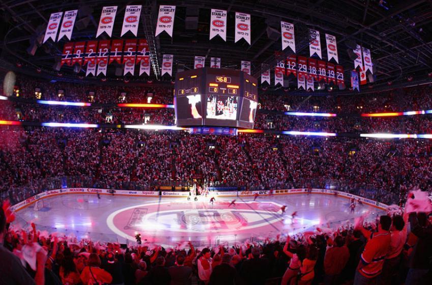 Dernière heure: Grande visite au Centre Bell pour le match Canadien - Hurricanes