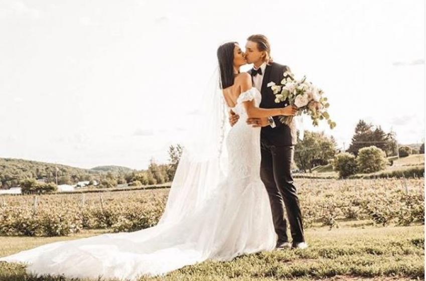 Nikita Scherbak marie une Québecoise!