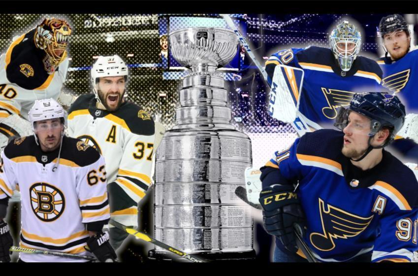 Les Blues sont à une seule victoire de la Coupe Stanley!