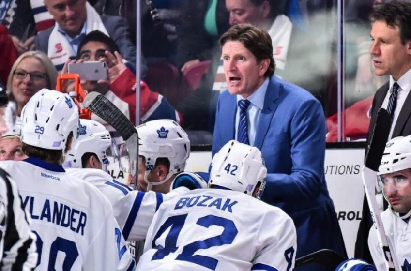 Les Maple Leafs annoncent une signature!