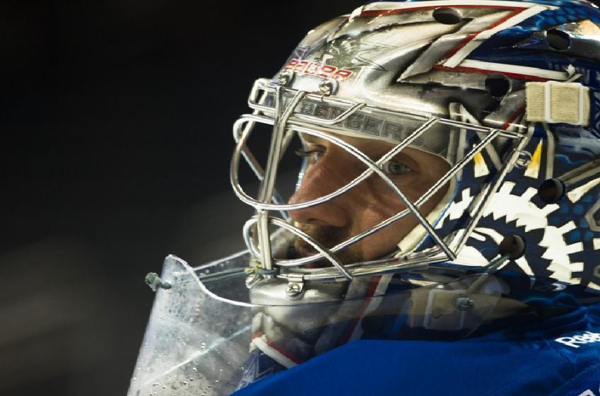 Henrik Lundqvist n'affrontera pas le Canadien!