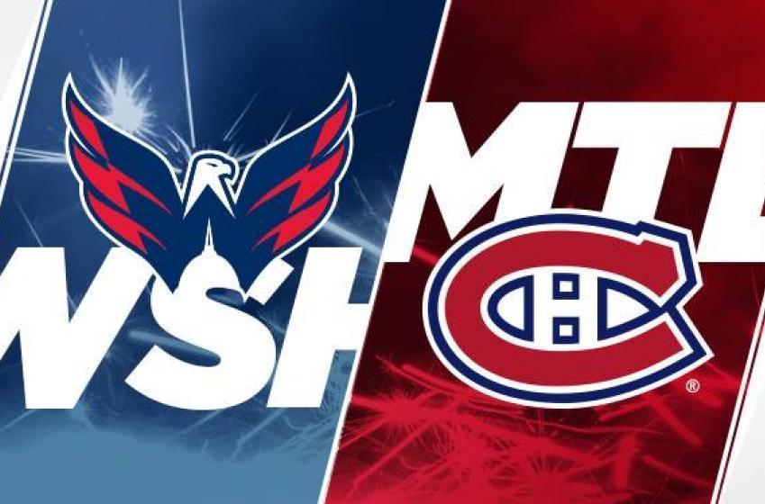 Le Canadien affrontera des Capitals amochés ce soir!