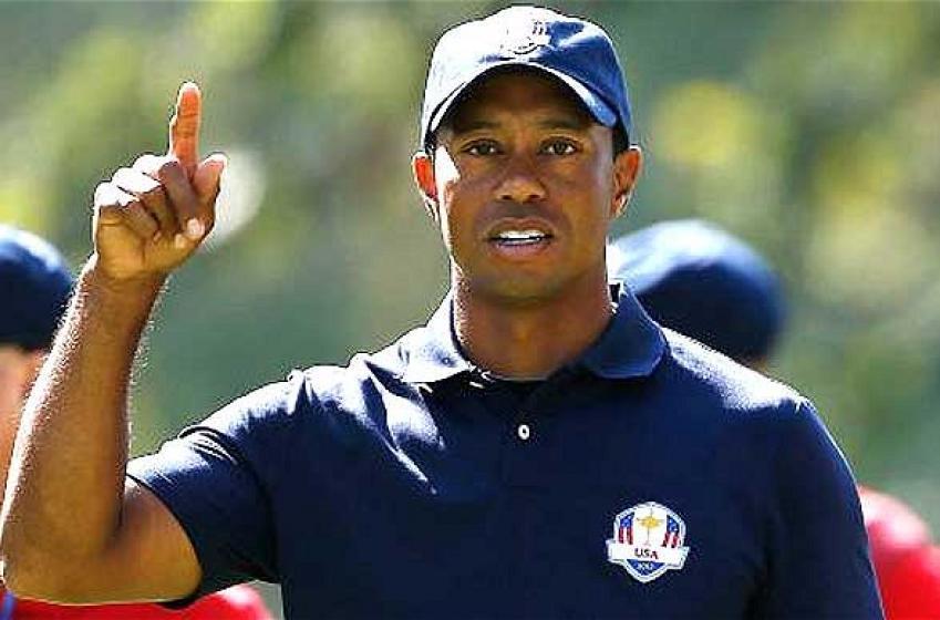 La photo d'arrestation de Tiger Woods dévoilée!