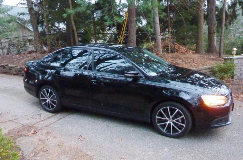 Un golfeur avoue avoir lancé une somme folle de la fenêtre de son auto!