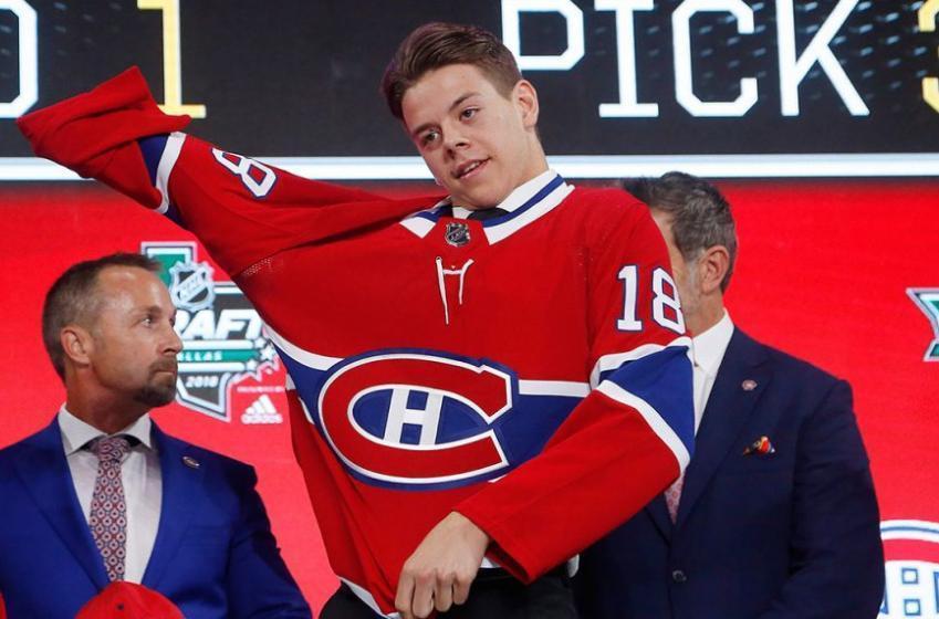 L'identité des joueurs présents au camp des recrues des Canadiens révélée!