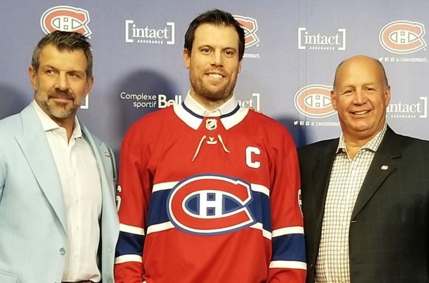 Claude Julien affirme ne pas avoir le défenseur pour jouer avec Weber!