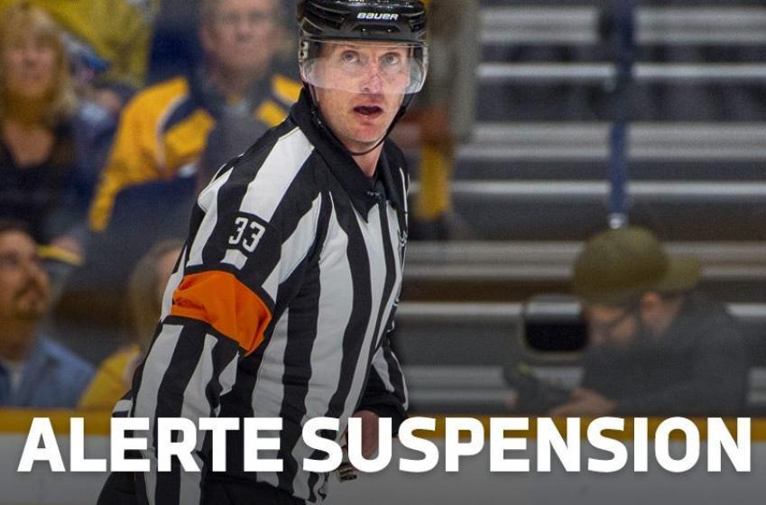 La LNH suspend Jakub Voracek et Jack Eichel!