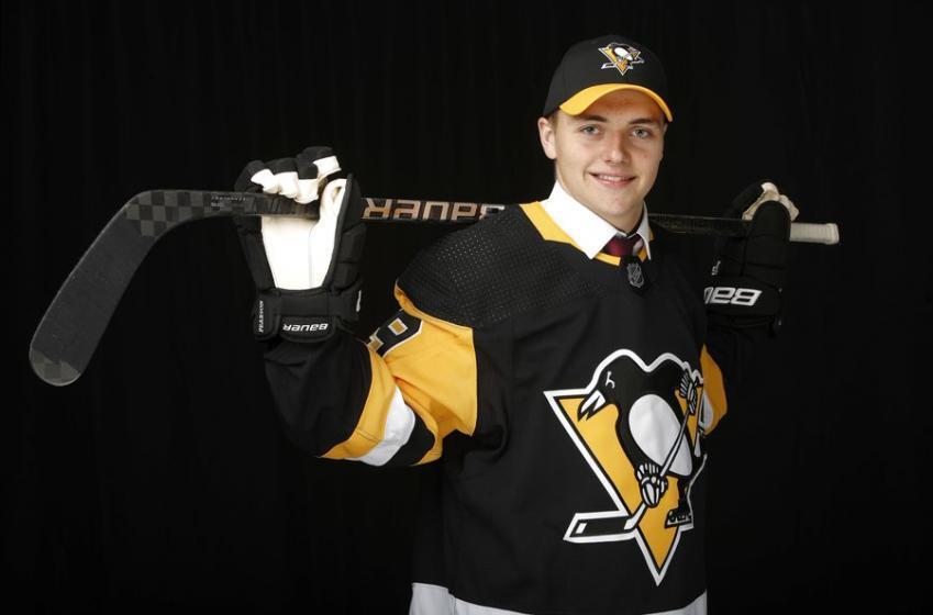 Les Penguins signent le jeune Nathan Légaré!