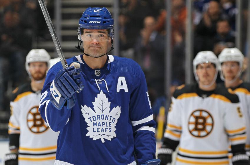 Patrick Marleau est sur le point de quitter les Maple Leafs!