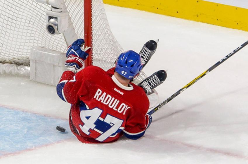 Gros problème dans les négociations avec Radulov!