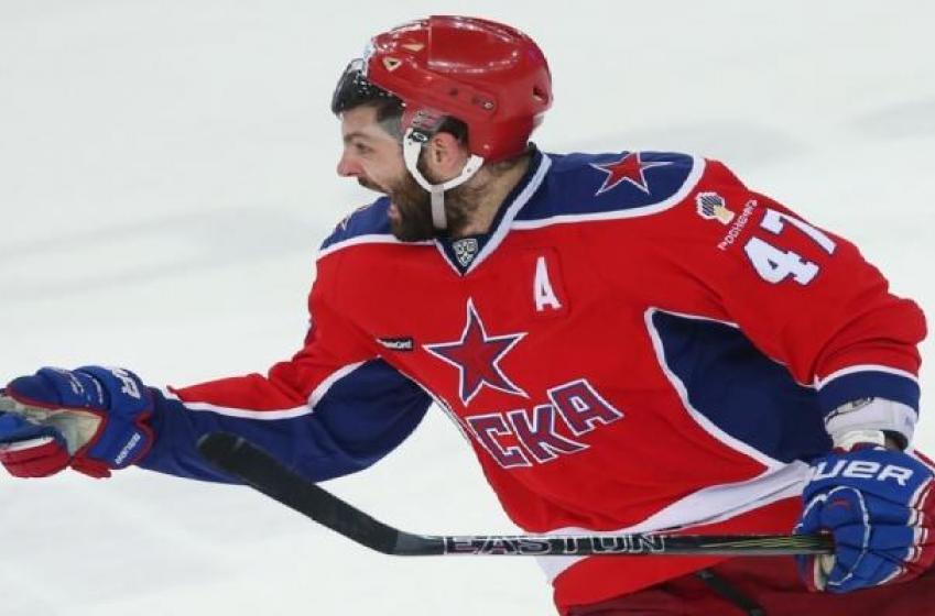 Alexander Radulov commet l'irréparable!