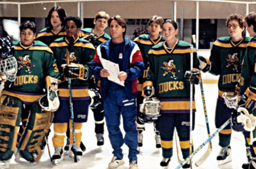 Les Mighty Ducks sont de retour!