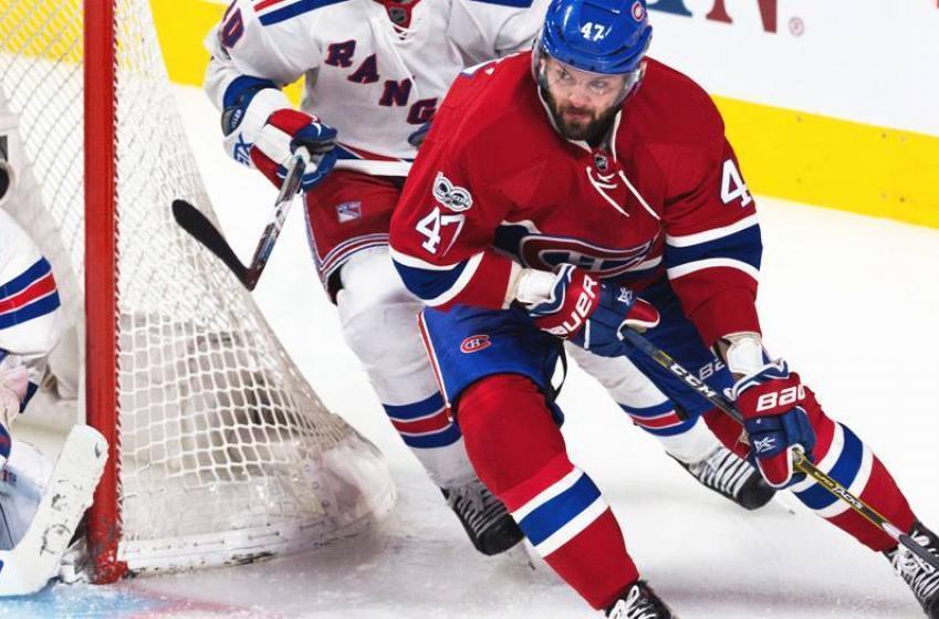 Le Canadien dépose une offre finale à Alex Radulov!