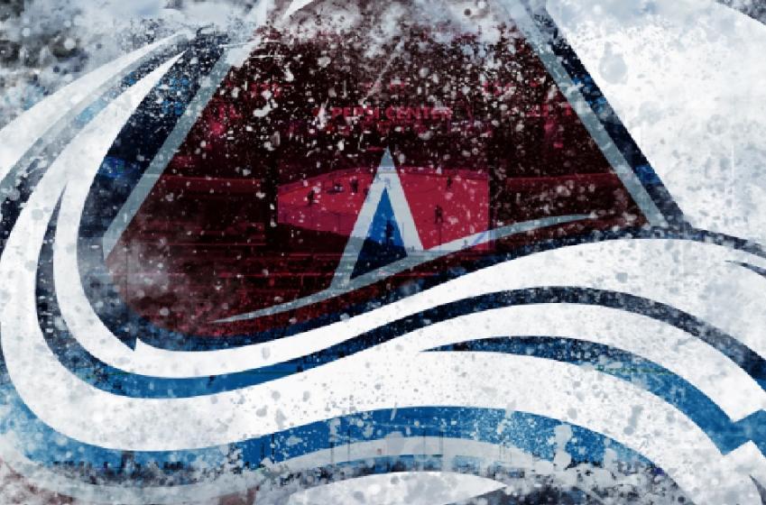 Un fan de l'Avalanche perd patience et change le logo!