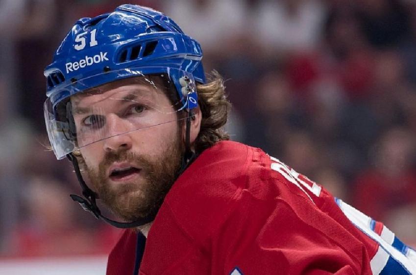 David Desharnais fait déjà parler de lui à Edmonton!