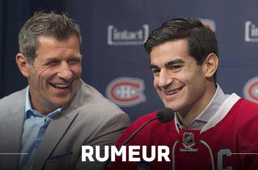 Le Canadien aurait un nouveau capitaine la saison prochaine!