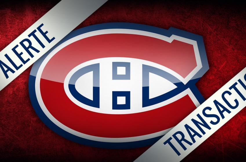 Un autre attaquant s'amène à Montréal!