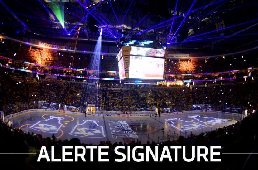 Alerte signature: Un jeune défenseur signe un contrat de six ans!