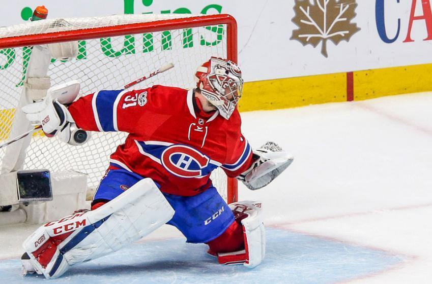 Carey Price pourrait-il quitter Montréal?