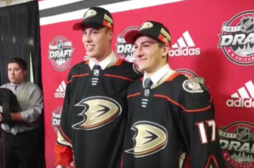 Deux meilleurs amis québécois veulent gagner la Coupe Stanley à Anaheim