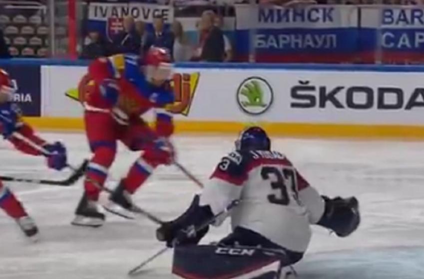 Dadonov et Shipachev en mettent plein la vue