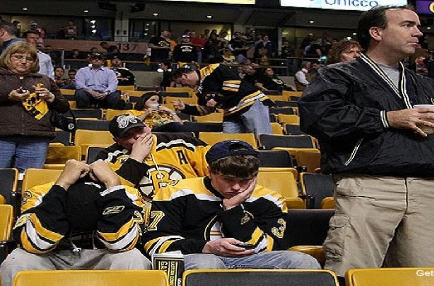 État d'urgence à Boston!