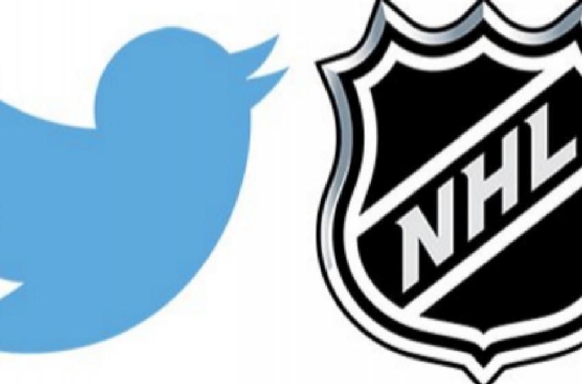 Des matchs sur Twitter la saison prochaine!