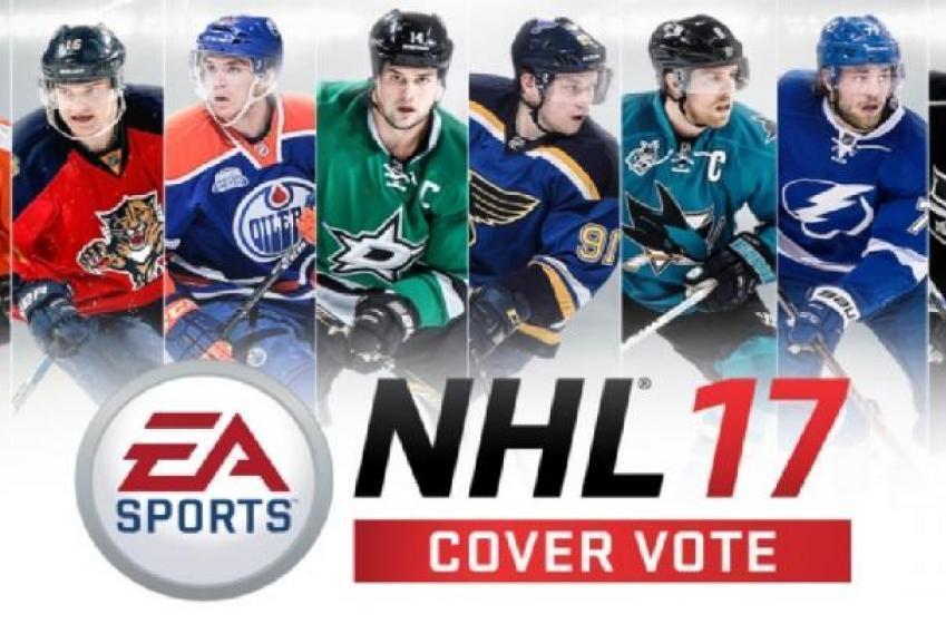 La pochette de NHL 17 dévoilée!