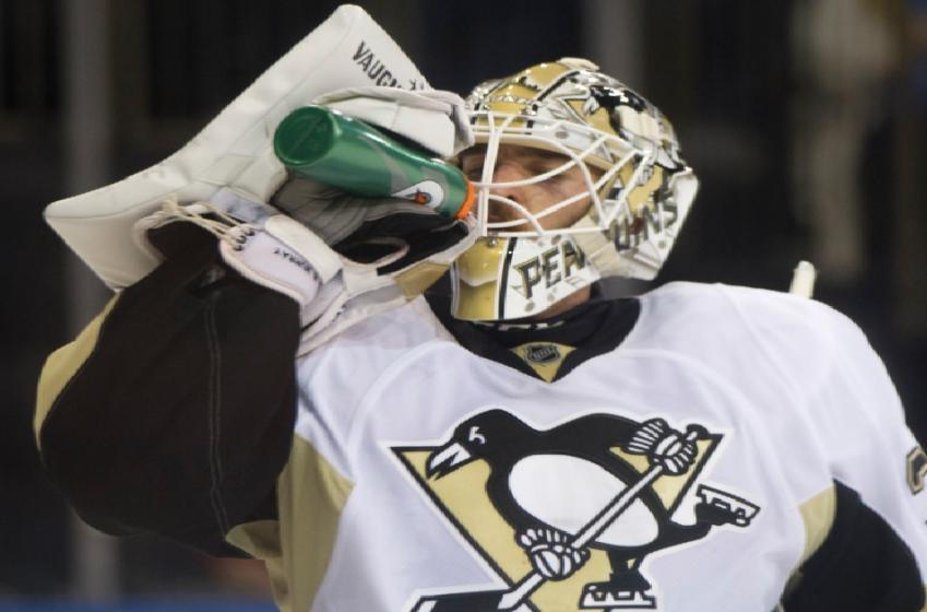 Matt Murray quitte les Penguins pour des raisons personnelles!