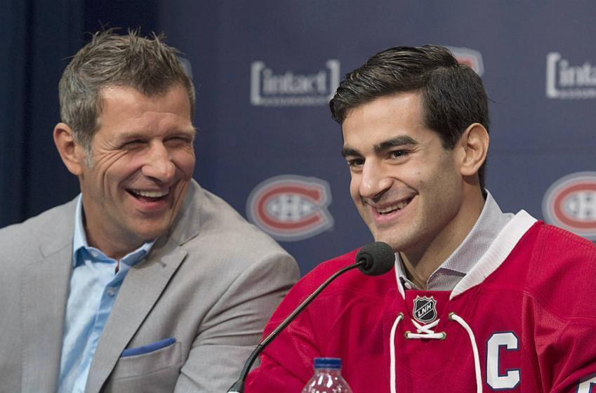 C'est terminé à Montréal pour Max Pacioretty!