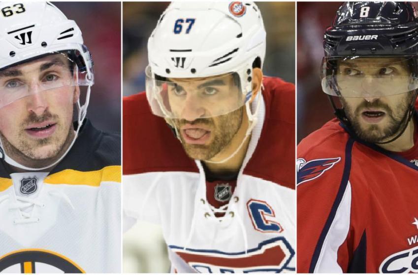 EA Sports dévoile le top-10 des meilleurs ailiers gauches à NHL18!