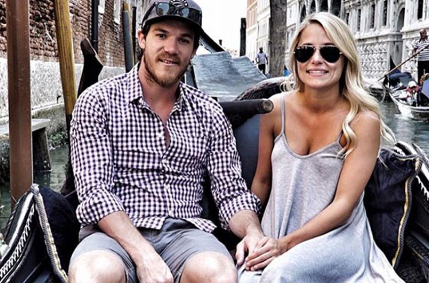 Andrew Shaw publie de nouvelles photos de lui et de sa femme!