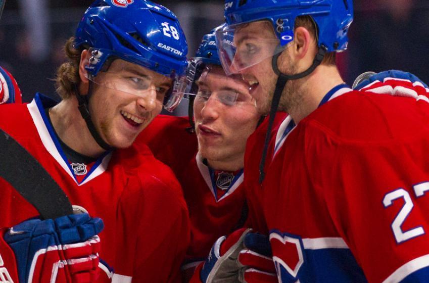 Tout le monde retient son souffle chez les Canadiens!
