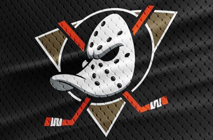 Une fuite interne dévoile le nouveau chandail des Ducks d'Anaheim!