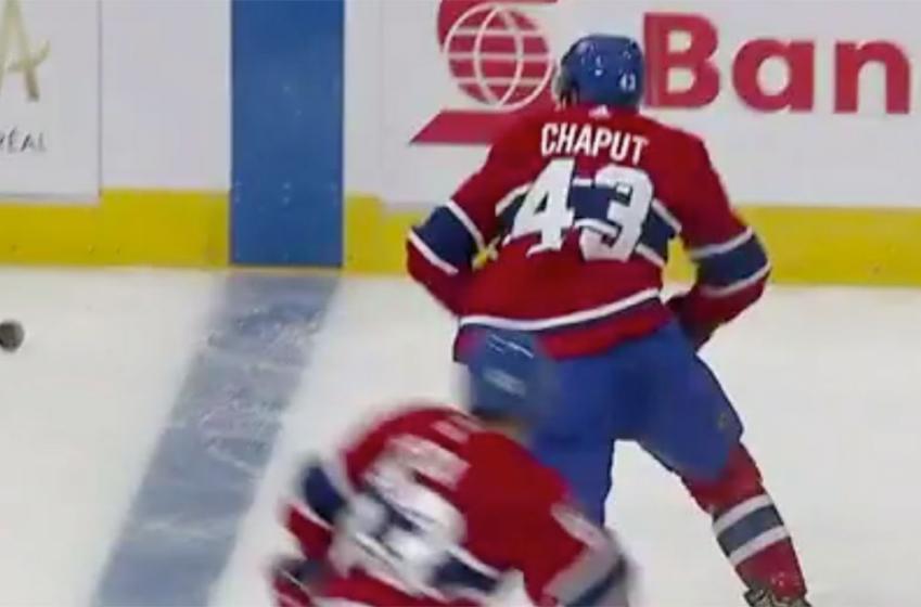 Michael Chaput y va d'une déclaration qui met beaucoup de pression sur Bergevin!