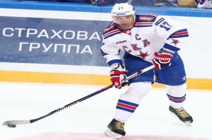 Ilya Kovalchuk menace son équipe de la KHL!