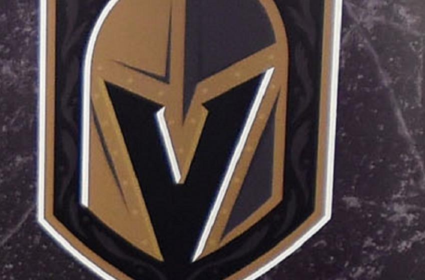 Un petit problème avec le logo des Golden Knights?