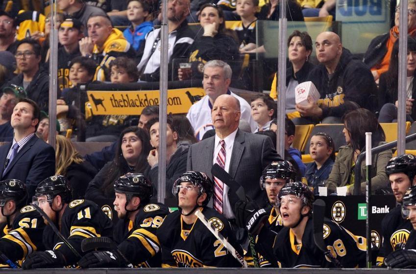 Un nouveau chez les Bruins!