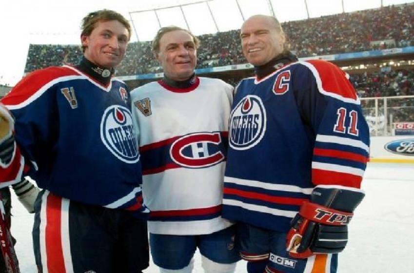 Guy Lafleur ridiculise le Canadien!