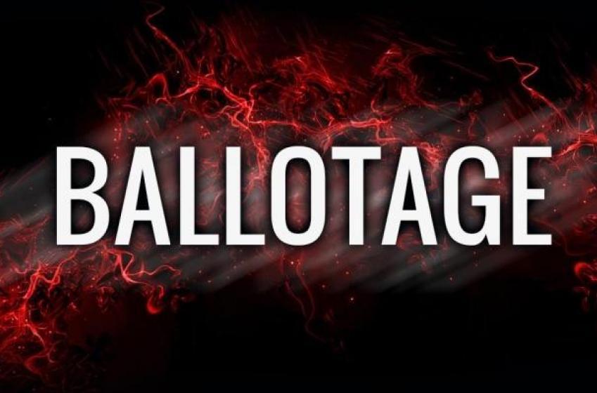 Un autre premier choix au ballotage!