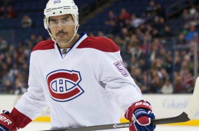 Francis Bouillon au camp de perfectionnement du Canadien!