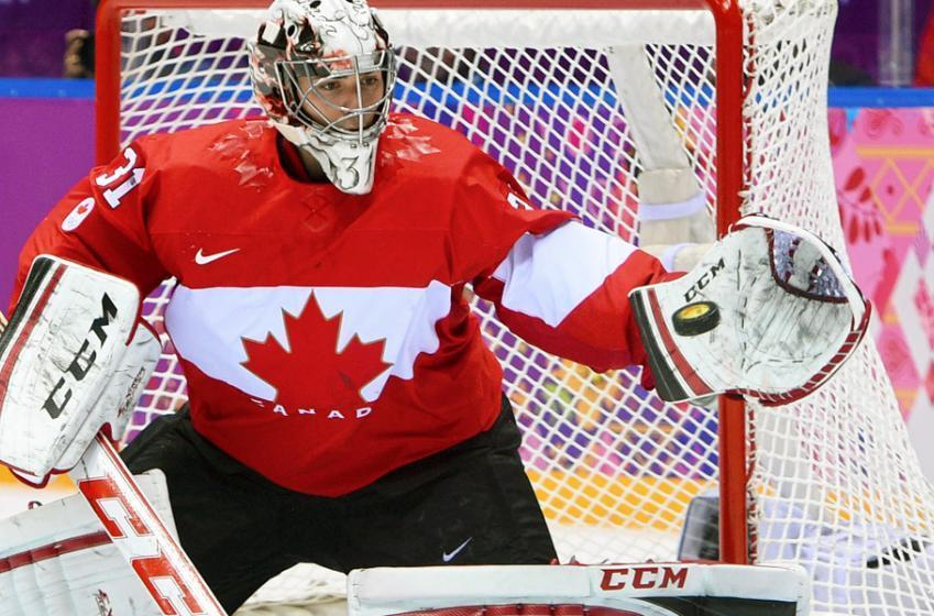 Carey Price dévoile son DEUXIÈME MASQUE de Team Canada!