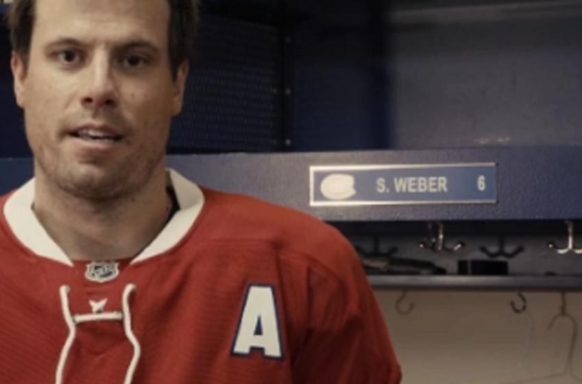 Weber se fait totalement surprendre par la folie à Montréal!