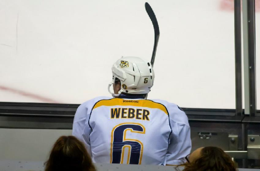 L'expert en stats avancées des Sharks ramasse lui aussi Shea Weber!