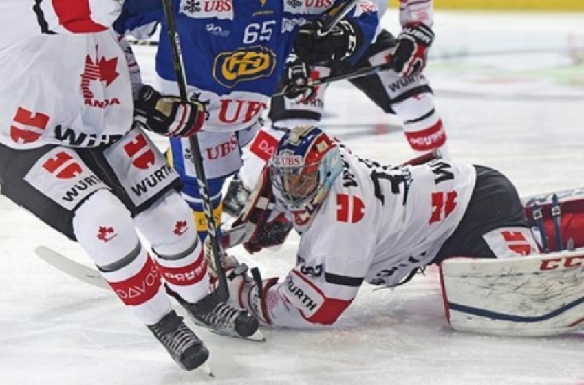 Zach Fucale attire l'attention avec le Canada!