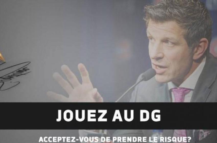 JOUEZ AU DG: Un choix TOP-3 pour le Canadien?
