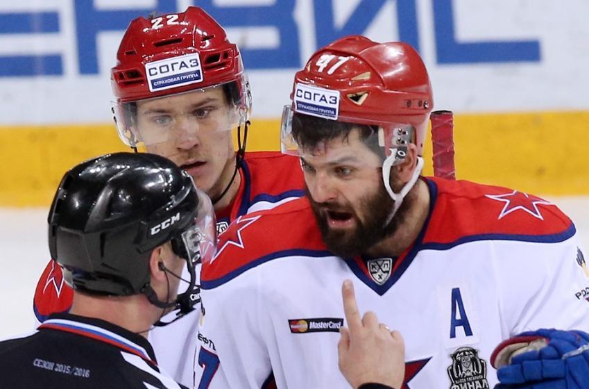 Shea Weber nous parle de Radulov!