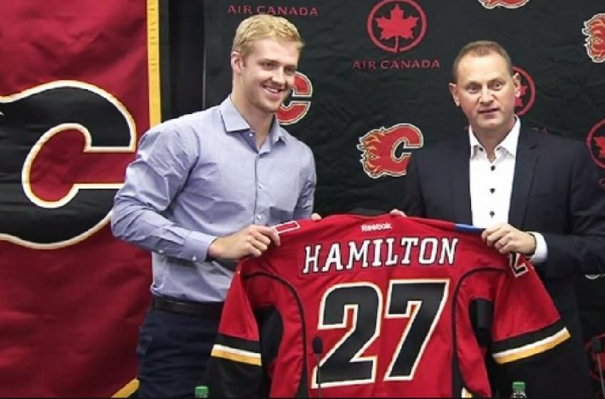 Le prix pour acquérir Dougie Hamilton est astronomique!