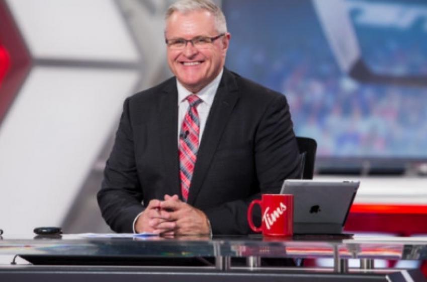 Bob McKenzie signe un contrat à long terme avec TSN