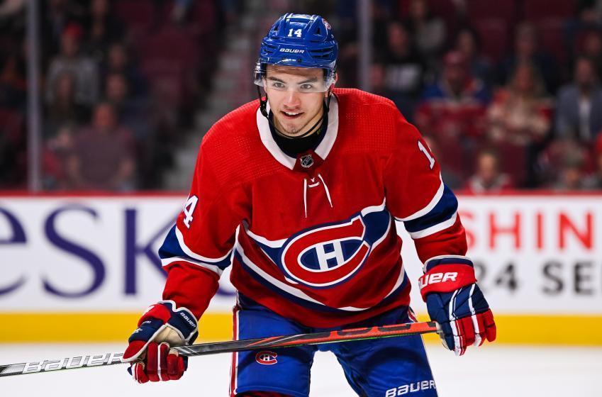 Nick Suzuki bientôt en route pour Laval?